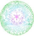 Elements Mandala vector image vector image