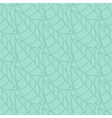 Seamless pattern of leaves background vector image vector image