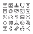 Web Design and Development Colored Icons 8