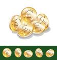 money 3 vector image