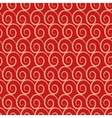 Wave geometric seamless pattern 1408 vector image vector image