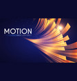 abstract geometric background with stripes motion vector image