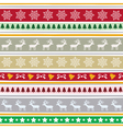 Christmas background2 vector image vector image
