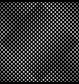 monochrome square pattern background - abstract vector image vector image