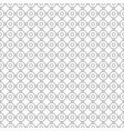 abstract simple pattern with circles vector image vector image
