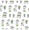 Little children vector image