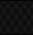 neutral seamless background in dark gray vector image