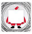 Christmas Card10 vector image vector image