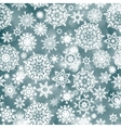 Blue christmas background with snowflake eps 8