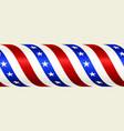 seamless american bar in bright colors editable