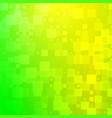yellow golden green shades glowing rounded tiles vector image vector image