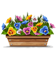 Flowerpot vector | Price: 3 Credits (USD $3)