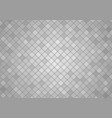 tiled background in gray tones vector image
