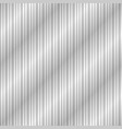 monochrome striped seamless pattern vector image