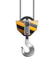crane vector image vector image