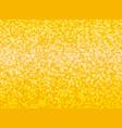 hexagon yellow gradient background vector image