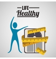 life health design vector image vector image