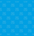 shop pointer pattern seamless blue vector image