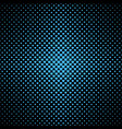 abstract halftone heart background pattern - love vector image vector image