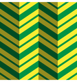 abstract geometric background in green and yellow vector image vector image