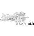 canadian locksmith associations