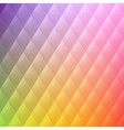 abstract rhombus background vector image vector image