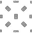 smartphone lock pattern seamless vector image vector image