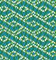 Bright rhythmic textured endless pattern green