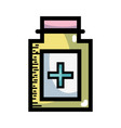 ointment medical cream to treatment product vector image vector image