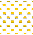old toaster pattern seamless vector image