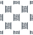 seamless abacus pattern education symbol from vector image vector image