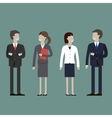 Business People Concept vector image