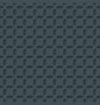 dark gray embossed paper seamless pattern vector image