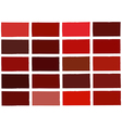 Red Tone Color Shade Background vector image vector image