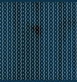 blue wooden texture with ethnic pattern
