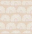 floral simple seamless pattern with grass plants vector image vector image