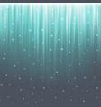 neon-blue-snow-01 vector image vector image
