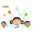 Makar Sankranti vector image vector image
