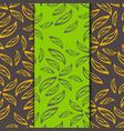 botanical seamless pattern white paenia vector image vector image