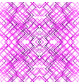 geometric grid mesh seamlessly repeatable pattern vector image vector image