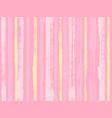 paintbrush artistic lines fabric seamless print vector image