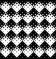 monochrome star pattern background - abstract vector image vector image
