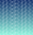 Background with abstract geometric vector image vector image