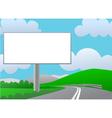 country billboard vector image