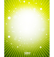 light beam vector image vector image