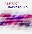 abstract purple and pink geometric overlapping vector image vector image
