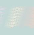 color halftone background vector image