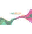 header website abstract background collection vector image vector image