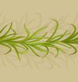 lemongrass pattern vector image