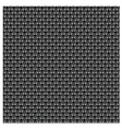 Metal texture silver and black color vector image